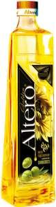 Масло подсолнечное Altero Golden с добавлением оливкового 810мл