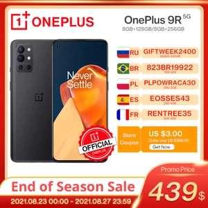 Смартфон OnePlus 9R 5G