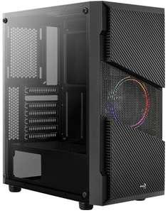 Корпус компьютерный AeroCool FRGB-G-BK-v1 Black