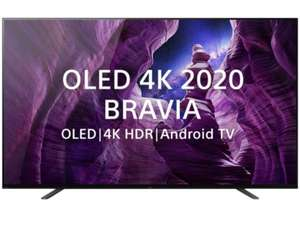 [Казань] Телевизор Sony KD-55A8, 4K, SmartTV