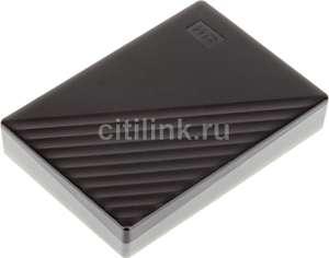 Внешний диск HDD WD My Passport WDBPKJ0040BBK-WESN, 4ТБ