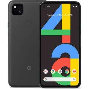 Смартфон Google Pixel 4A 128Gb Black