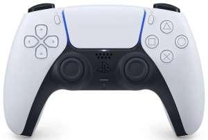 Геймпад PlayStation DualSense Wireless Controller, белый