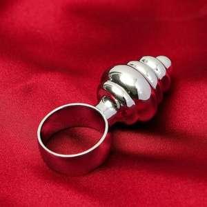 "Анальная втулка ""Пчёлка"" с кольцом, D = 23 мм 5215700 на Tmall"