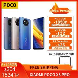 Cмартфон POCO X3 Pro 6/128 Gb