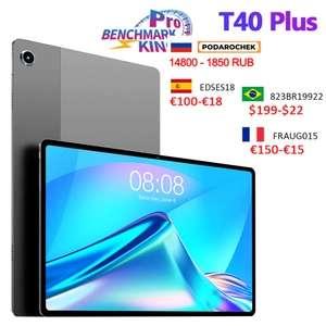 Планшет Teclast T40 Plus (тонкий, 4G LTE, 10.4, 8+128Gb, звук 4 динамика)