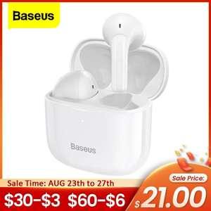 TWS наушники Baseus E3 TWS Wireless Earphone