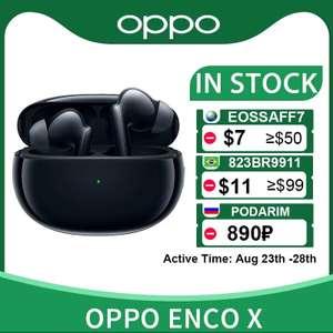 TWS наушники Oppo Enco X