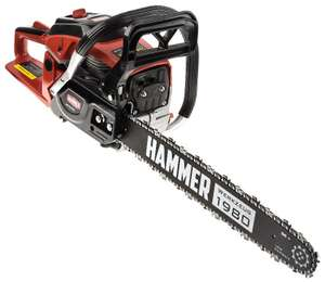 Бензиновая пила Hammer BPL5518C 2200 Вт/3 л.с