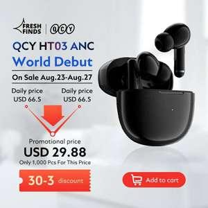 TWS наушники QCY HT03 Bluetooth v5.1