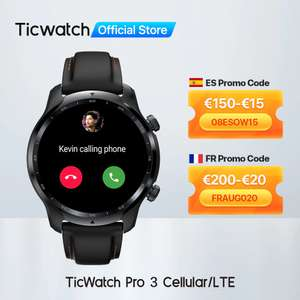 Смарт-часы TicWatch Pro 3 LTE