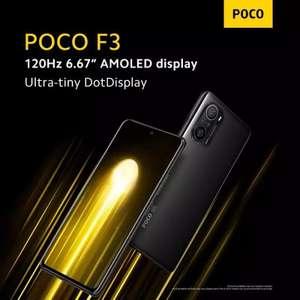 Смартфон Poco F3 6/128Gb