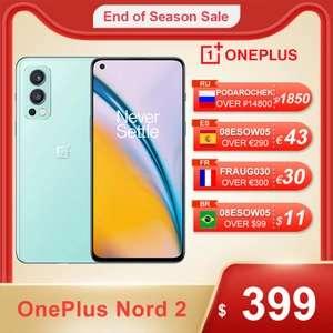 Смартфон OnePlus Nord 2 8/128ГБ