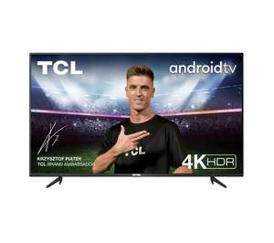 """Телевизор TCL 65"""" 65P615 (4k HDR, Android tv)"""