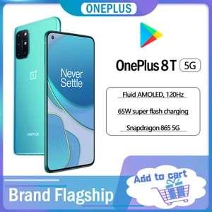 Смартфон Oneplus 8T 12/256 CN серый цвет