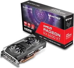 Видеокарта Sapphire NITRO+ Radeon RX 6600 XT Gaming 8GB