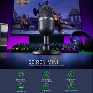 Микрофон Razer Seiren Mini