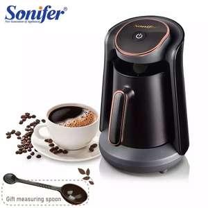 Турецкая кофеварка Sonifer