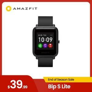 Смарт-часы Amazfit Bip S Lite