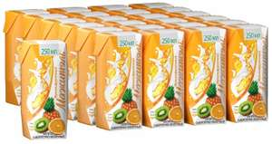 Сывороточный напиток Мажитэль мультифруктовый 0.05%, 250 мл, 24 шт.