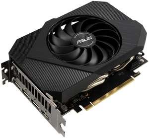 Видеокарта ASUS Phoenix GeForce RTX 3060 V2 PH-RTX3060-12G-V2 12GB