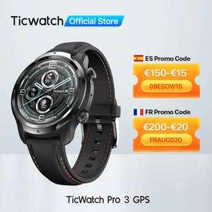 Умные часы TicWatch Pro 3 GPS с официального магазина на AliExpress