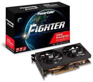 Видеокарта Powercolor Radeon RX 6600XT Fighter 8GB