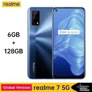 Смартфон Realme 7 5G, Dimensity 800U, 6/128GB