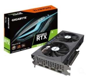Видеокарта GIGABYTE GeForce RTX3060 Ti EAGLE OC 8.0 GB OC