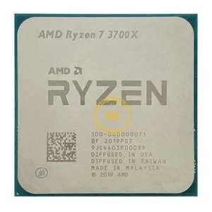 Процессор AMD Ryzen 7 3700X, 3,6 ГГц, 8/16 ядер, AM4, Б/У