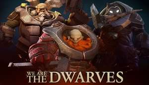 [PC] W R G bundle - We Are the Dwarves + Deployment