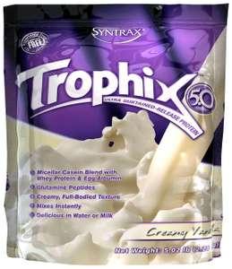 Комплексный протеин Syntrax, Trophix, 2270 грамм, Ваниль (США)