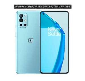 Смартфон OnePlus 9R 128Gb+8Gb Dual 5G Blue