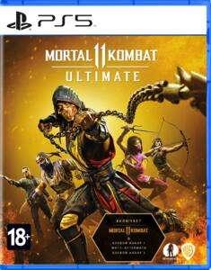 Игра Mortal Kombat 11: Ultimate (PS5)