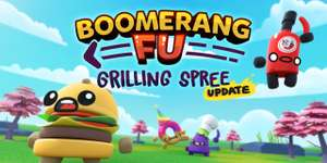 [Nintenfo Switch] Boomerang Fu - недетская резня