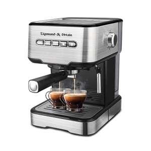 Кофеварка рожковая Zigmund Shtain ZCM-850 Al Caffe на Tmall