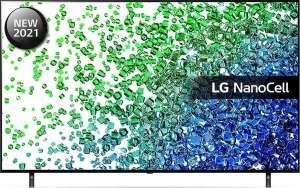 """Телевизор NanoCell LG 50NANO806PA 49.5"""" (2021) 4K Smart TV"""