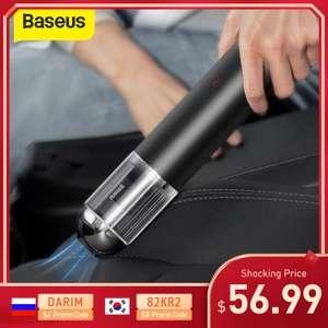 Портативный пылесос Baseus A3 15000Pa Car Vacuum Cleaner Wireless