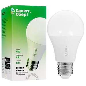 Умная лампа SBER E27 RGB