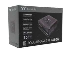 Блок питания Thermaltake Toughpower PF1 650 / 650W / 80+ Platinum