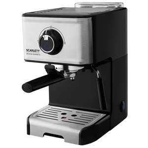 Кофеварка рожковая SC-CM33014 серии Grand Barista