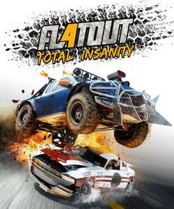 [PS4] FlatOut 4 - Total Insanity