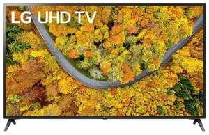 "Телевизор LG 70UP75006LC 69.5"" (2021) 4K UHD Smart TV"