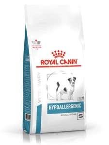 Royal Canin корм для взрослых и пожилых собак малых пород при пищевой аллергии или непереносимости 3,5 кг на Tmall
