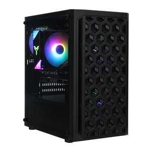 Игровой системный блок Lime Strike 520 (Intel Core i5 10400F, RAM 16Gb, NVMe SSD 500Gb, NVIDIA GTX 1660 Super 6Gb, noOS)