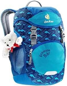 """Распродажа рюкзаков в магазине """"Кант"""" (например, рюкзак Deuter Schmusebar 8 Ocean)"""