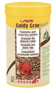 Корм для рыб Sera GOLDY Gran Nature 250мл