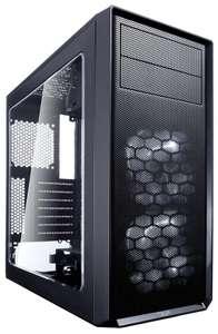 Компьютерный корпус Fractal Design Focus G Black
