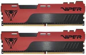 [Нижний Тагил] PATRIOT Viper Elite II PVE2432G360C0K DDR4 - 2x 16ГБ