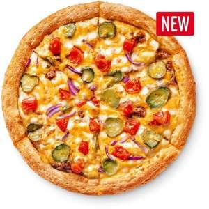 [Ижевск, Сарапул] Чизбургер-пицца 25см в подарок к заказу от 595 руб